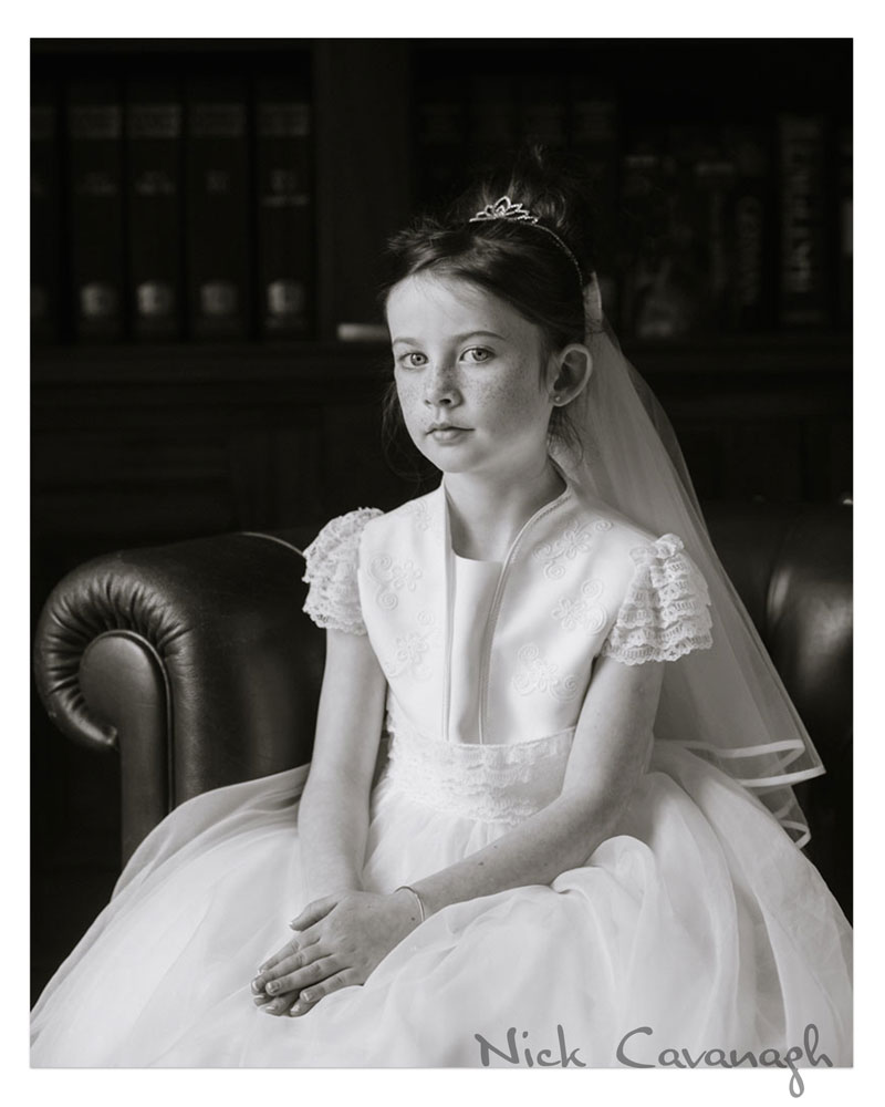 Communion Portrait Sheen Falls Lodge