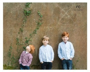 outdoor autumn portrait sessions - families