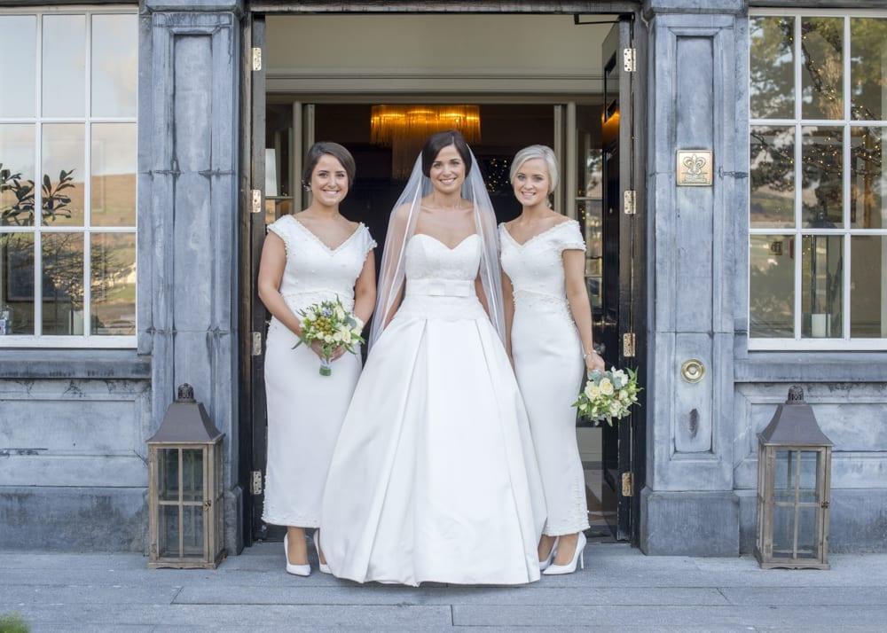 Bride Sheen Falls Lodge