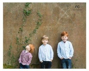 outdoor autumn portrait sessions - families